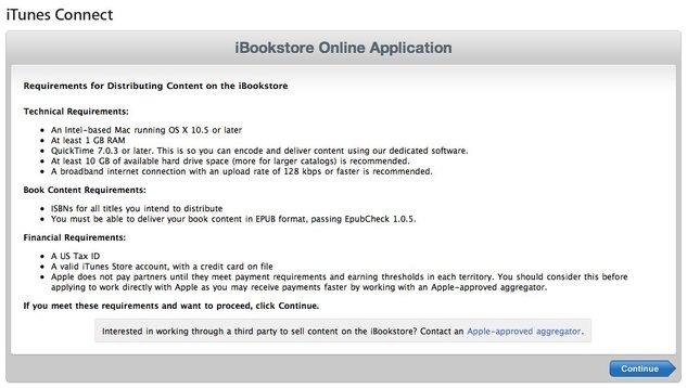 Vous êtes auteur ? Vous pouvez vendre votre livre directement dans l'iBooks Store