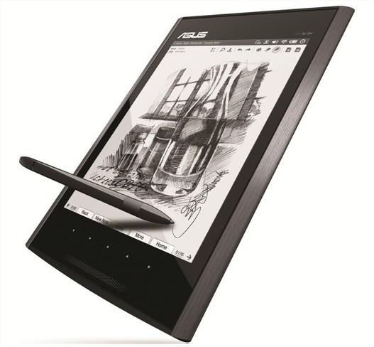 Asus Eee Tablet - Un bloc note à écran tactile de 2450 dpi