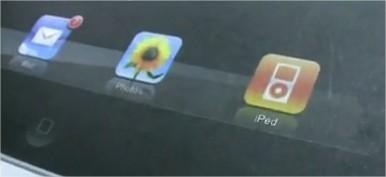 Après l'iPad voici l'iPed