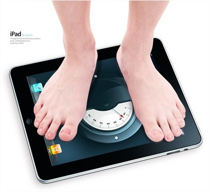 [humour] un iPad ? ah non une iBalance