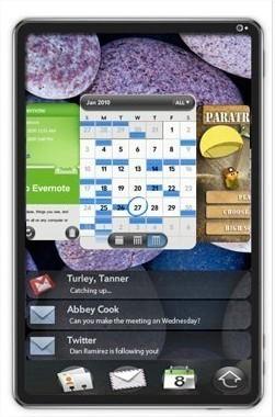 Va t on encore voir des mobiles sous le webOS de Palm ?