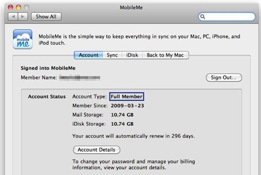 MobileMe deviendrait gratuit après la Keynote d'Apple ?