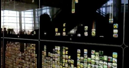 WWDC 2010 - 50000 applications sur un mur d'images