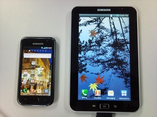 Samsung lancera sa Galaxy Tab au troisième trimestre