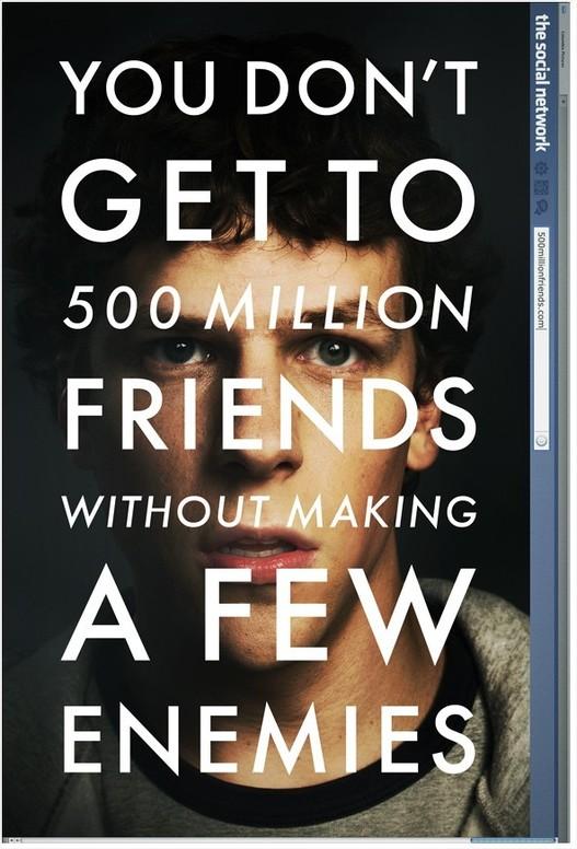 The Social Network - Le film sur Facebook - Teaser