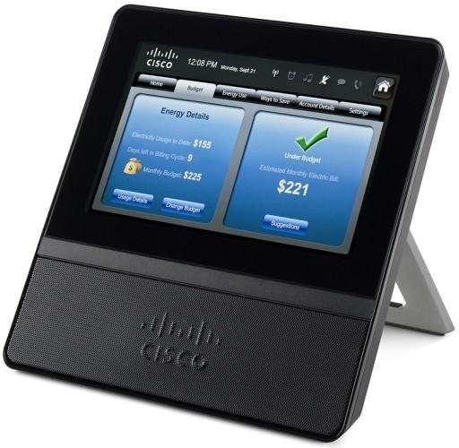 Contrôler sa maison avec une tablette Cisco