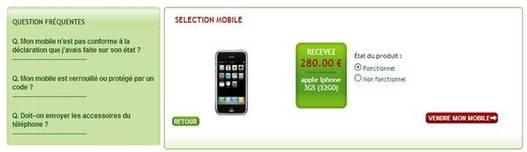 Recyclez votre mobile et gagnez de l'argent !