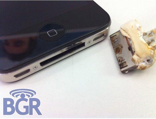 Conseils pour recharger un iPhone 4 sans risques