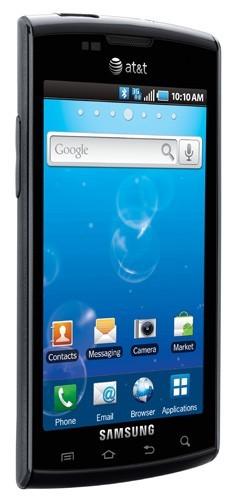 AT&T lance le Samsung Captivate aux Etats-Unis
