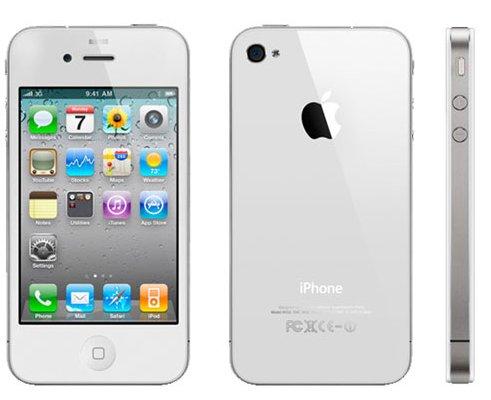L'iPhone 4 blanc en vente à la Fnac