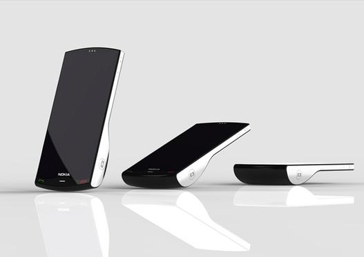 Nokia Kinetic - Notification en mouvement