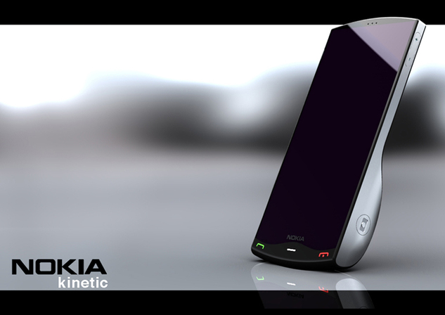 Nokia Kinetic - Notification en mouvement