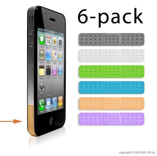 iPhone 4 - En attendant l'arrivée des Bumper ...