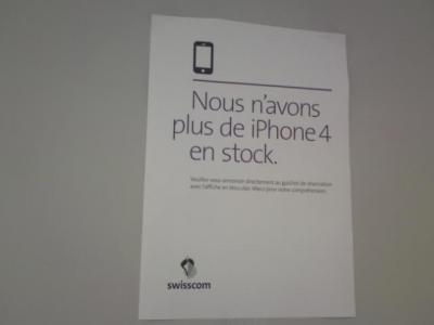iPhone 4 - Un deuxième lancement en demi-teinte