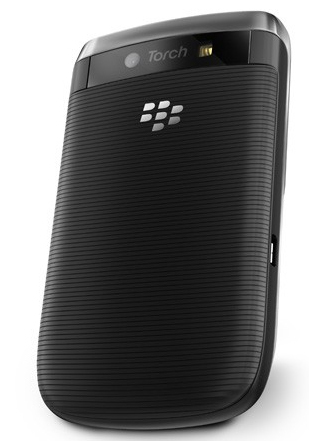 RIM sort le BlackBerry Torch