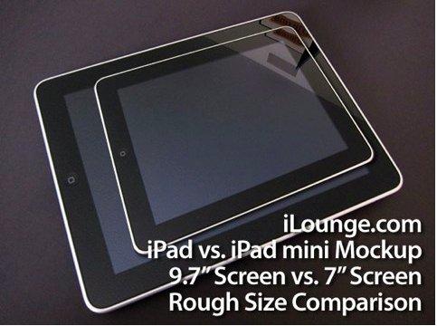 iPhone 5, iPad 7 pouces et nouveaux iPod pour bientôt ? ( rumeurs )