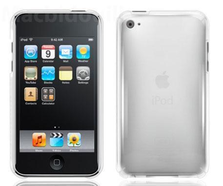 Une caméra et un flash pour le prochain iPod Touch ?