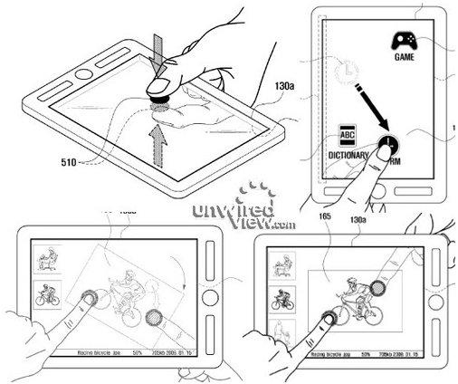 Une tablette à écran transparent bientôt chez Samsung ?