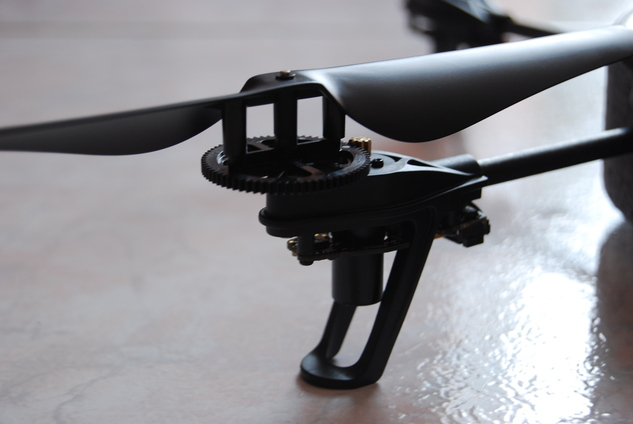 Parrot AR Drone - Le test (video)
