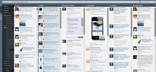 Seesmic Desktop 2 - Outil de veille par excellence