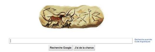 Grotte de Lascaux - 70ième anniversaire de la découverte fêté sur Google