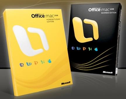 Office Mac 2011 bientôt commercialisé