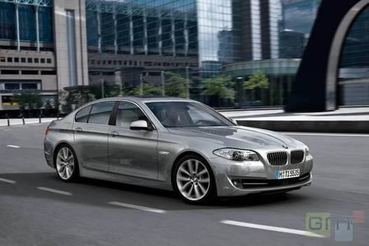 BMW propose de l'internet à bord de ses voitures