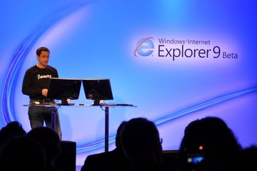 Télécharger Internet Explorer 9 bêta