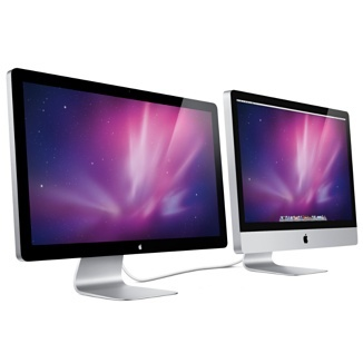 L'Apple LED Cinema Display 27 pouces est en vente
