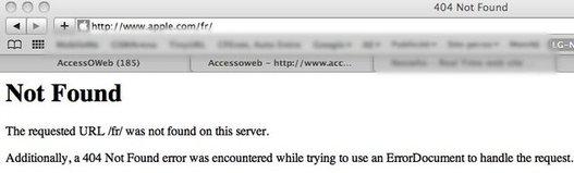 Apple se serait il fait pirater les serveurs ?