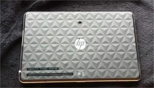 HP Slate sous Windows 7 en vidéo