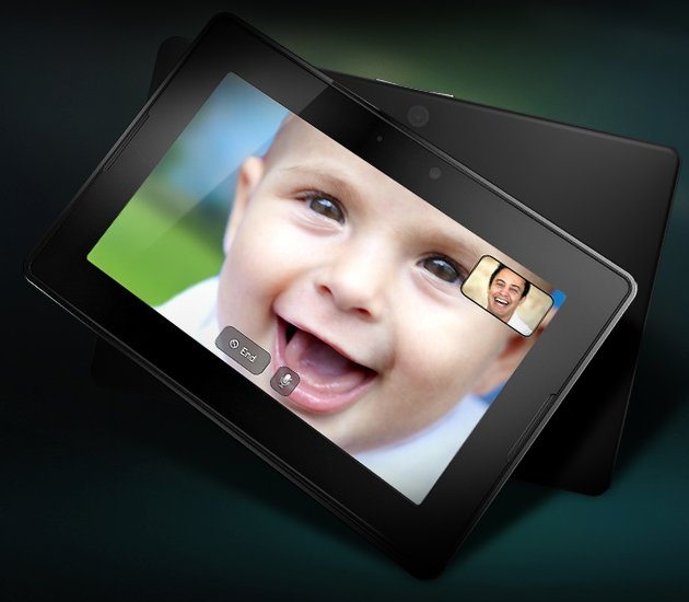 Blackberry Playbook - La tablette tactile de RIM