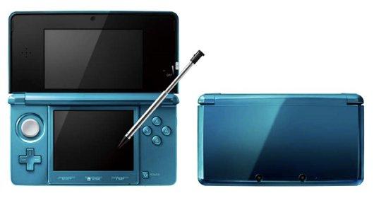 La Nintendo 3DS arrive en Europe courant Mars