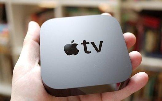 Apple TV - La vidéo de démo