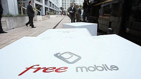Free Mobile et la 3G - Chacun pour sa peau