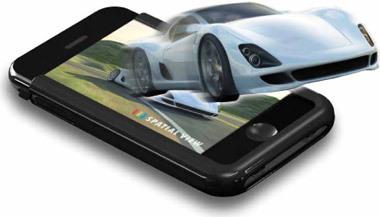 Regarder des films 3D sur son iPhone