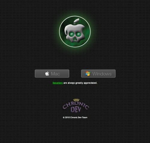 GreenPois0n - L'outil pour jailbreaker l'iOS 4.1 est disponible