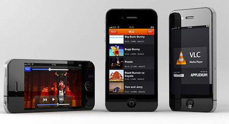 VLC bientôt disponible pour iPhone et iPod Touch