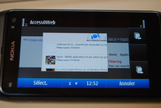 Nokia N8 - Nokia signe son grand retour
