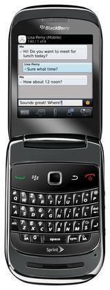 RIM annonce le nouveau BlackBerry Style 9670