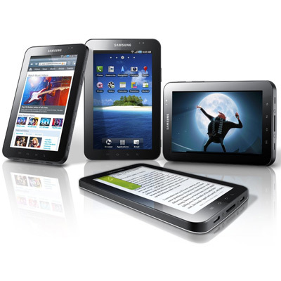 Samsung Galaxy Tab - C'est pour novembre !