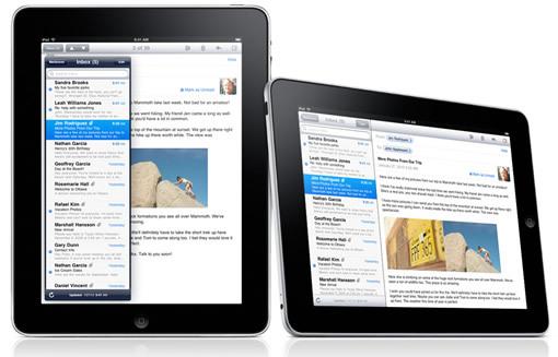 10% des utilisateurs d'iPad n'ont jamais téléchargé d'applications