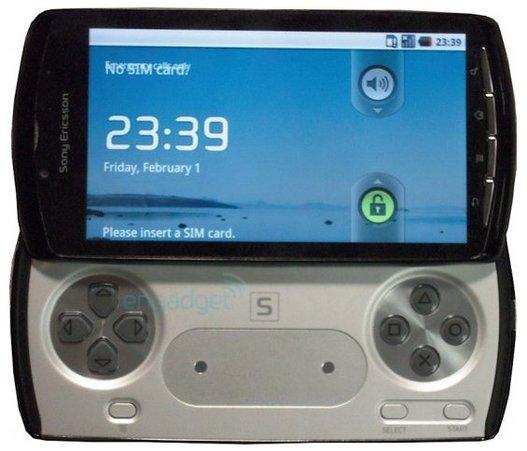 PlayStation Phone - Le futur téléphone des Gamers ?