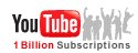 Youtube - 1 Milliard d'abonnements