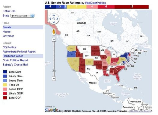 Les Elections Américaines en direct live