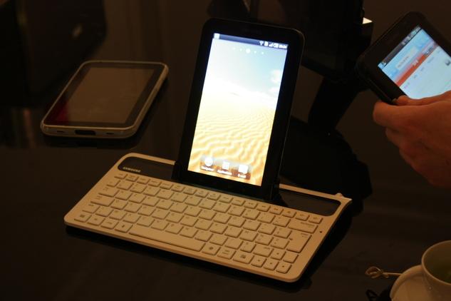 Samsung Galaxy Tab - Mes premières impressions !