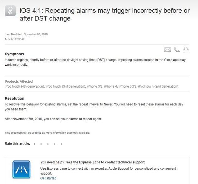 l'iOS 4.2 pour ce dimanche ?