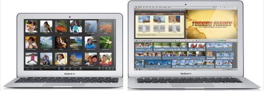 Déjà des problèmes pour le nouveau MacBook Air !