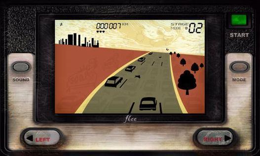 Flee - Jouer à un jeu Old School sur Android