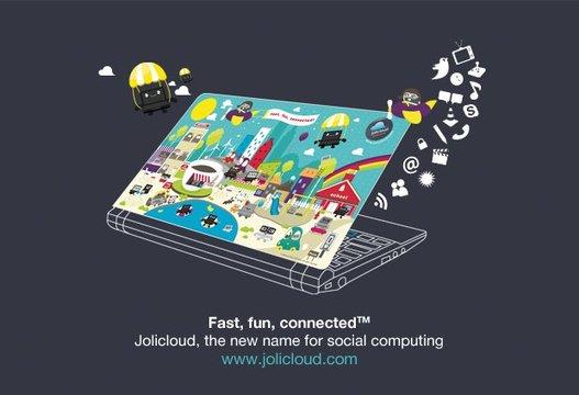Jolibook - Le netbook de Jolicloud